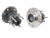 Saab Wheel Hub Assembly - SKF 5058185