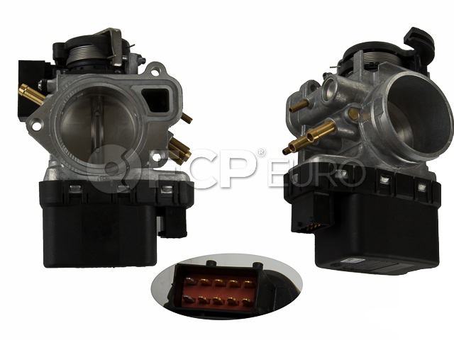 Saab Throttle Body - Hella 9188186