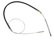 BMW Parking Brake Cable - Gemo 34411114215