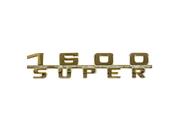 Porsche Emblem - OEM Supplier 64455931101