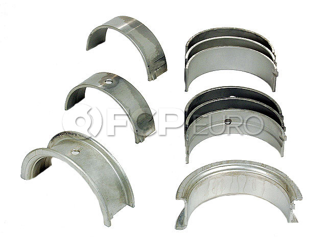 Mercedes Main Bearing Set - Glyco 1160300040