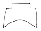 Porsche Hood Seal - OEM Supplier 91451190110