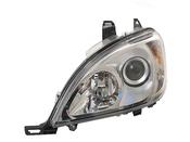 Mercedes Headlight Assembly - Hella 1638204961