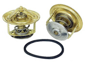 BMW Engine Coolant Thermostat - Mahle Behr 11539055588-75
