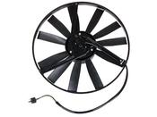 Mercedes Cooling Fan Motor - Meyle 0005007993
