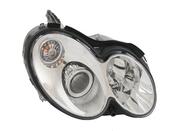 Mercedes Headlight Assembly - Hella 2098201261