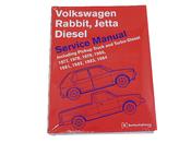 VW Repair Manual - Bentley VRD4