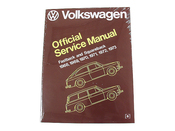 VW Repair Manual - Robert Bentley VW8000311