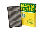 Saab Cabin Air Filter - Mann CUK3220
