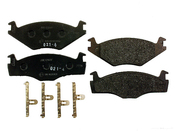 VW Brake Pad Set - ATE 191698151L