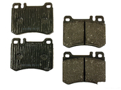 Mercedes Brake Pad Set - ATE 0014208520