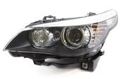 BMW Headlight Assembly - Hella 63127045695