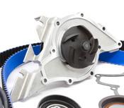 Audi VW Timing Belt Kit - Gates Racing Audi VW TBKIT-RB