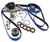Audi VW Timing Belt Kit with Water Pump - Gates/OEM AUDITBKIT9-RB