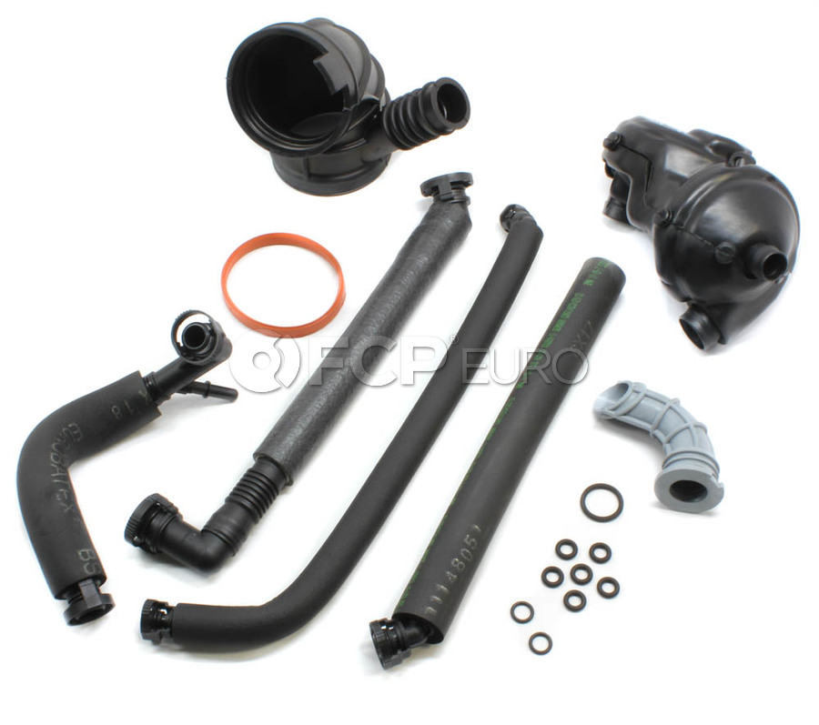 BMW Cold Climate PCV Breather System Kit - 11617533400KT
