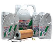 Mercedes Oil Change Kit 5W-40 - Pentosin W210OILCNGEKT