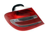 Mercedes Tail Light Assembly - Hella 2098200164