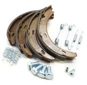 Mercedes Parking Brake Shoe Set - Meyle 1244200720