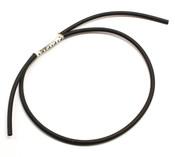 BMW Black Vacuum Hose (1 Meter) - Genuine BMW 11727545323