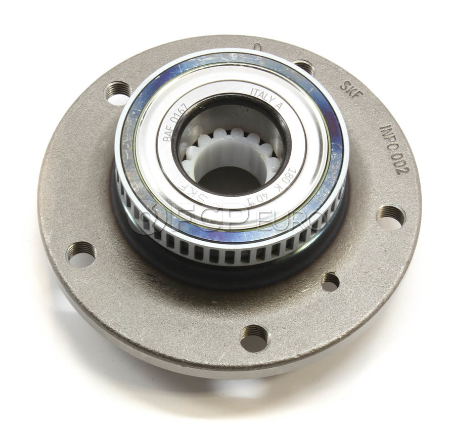 BMW Wheel Hub Assembly Front - SKF 31226757024