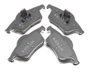 Volvo Brake Pad Set - Brembo 30648382