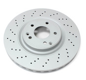 Mercedes Brake Disc - Zimmermann 2034211312