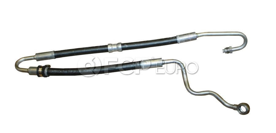 BMW Power Steering Pressure Hose - OEM Rein 32411095952