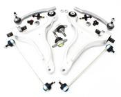 Volvo Control Arm Kit 8 Piece - Meyle XC70CAKIT3MY2