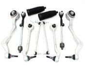 BMW 10-Piece Control Arm Kit (E90 E91 E92 E93) - E9X10PIECECAKIT