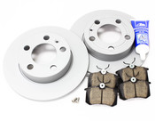 VW Brake Kit - Zimmermann KIT-420851