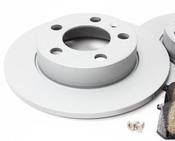 VW Brake Kit - Zimmermann KIT-420851
