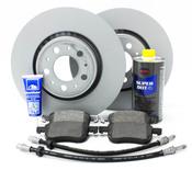 Volvo Brake Kit - Zimmermann KIT-P2XC70320FTBK2P8