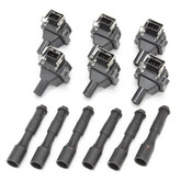 BMW Ignition Coil Kit (Set of 6) - Bosch 00129X6