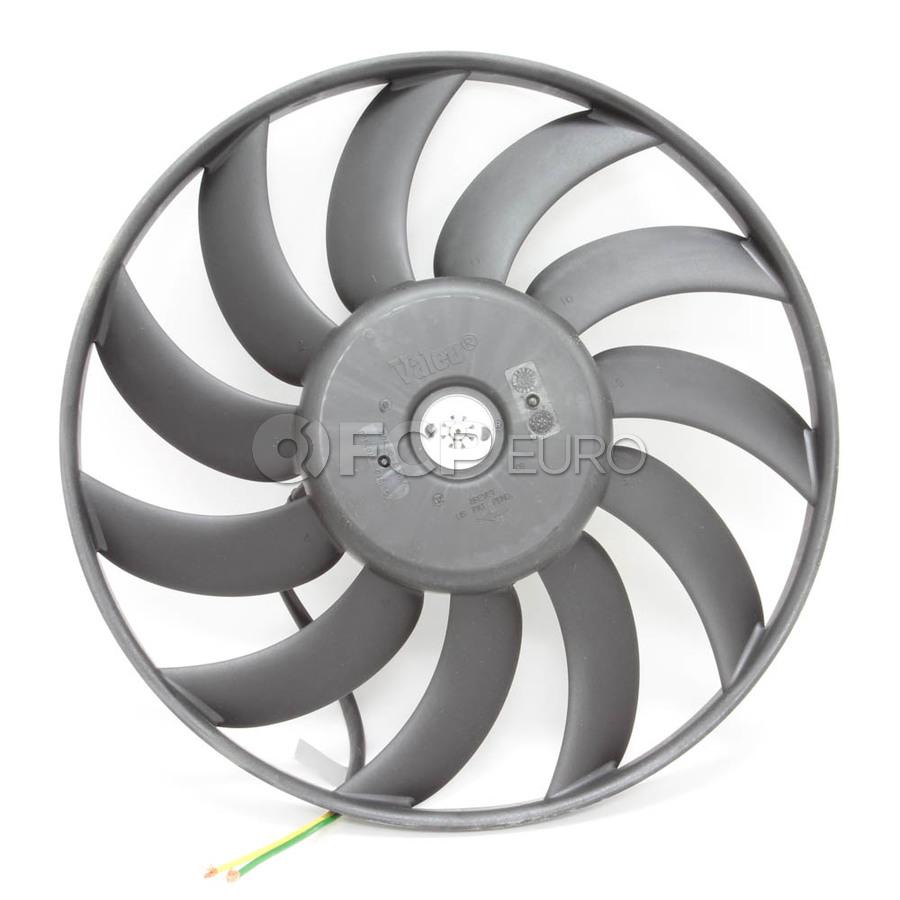 Audi Cooling Fan Motor - Valeo 8E0959455K