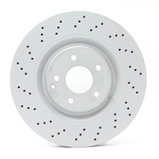 Mercedes Brake Disc- Zimmermann 2034210912