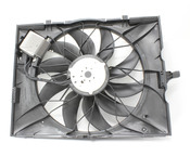 BMW Engine Cooling Fan Assembly (M5 M6) - Behr 17422282936