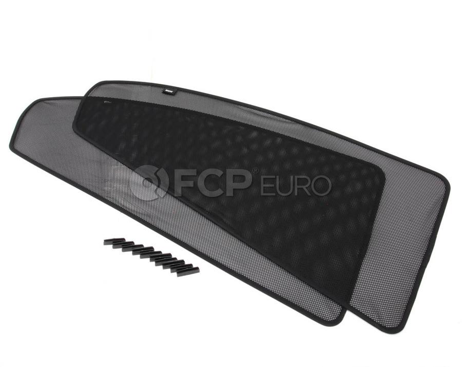 BMW Rear Side Windows Sun Blind - Genuine BMW 51462154684