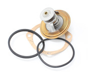 BMW Engine Coolant Thermostat - Vernet 11539055588A