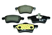 VW Brake Pad Set - Pagid 7D0698151