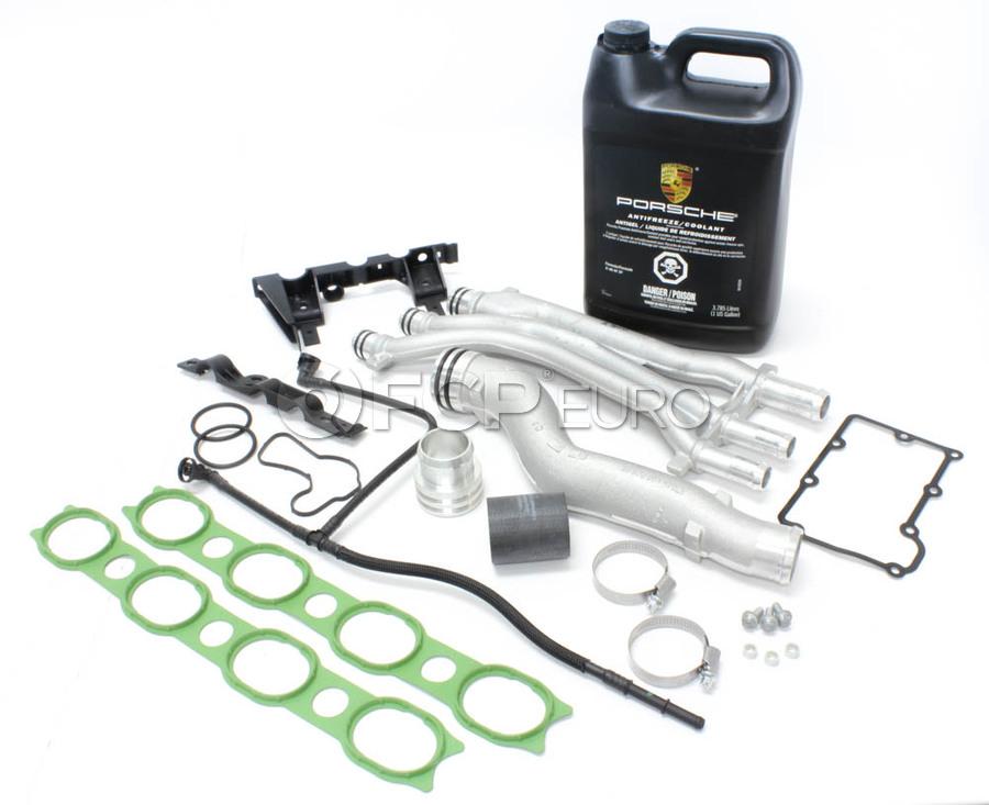 Porsche Coolant Pipe Repair Kit - Genuine Porsche 94810605906