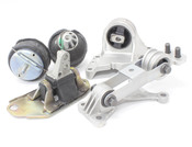 Volvo Engine Mount Kit - Hutchinson KIT-P2S80T6MM2P5