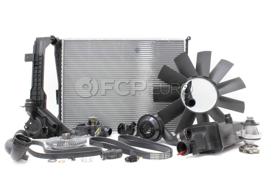 BMW E46 Cooling System Overhaul Kit - 376716271KT2