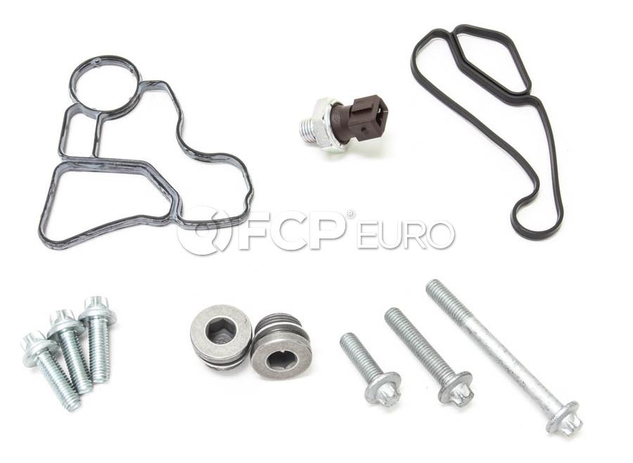 BMW Engine Oil Filter Housing Gasket Kit - 11428637821KT