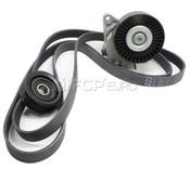 Mercedes Drive Belt Kit - Contitech 517084
