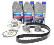 Volvo Timing Belt Kit - Contitech KIT-515989
