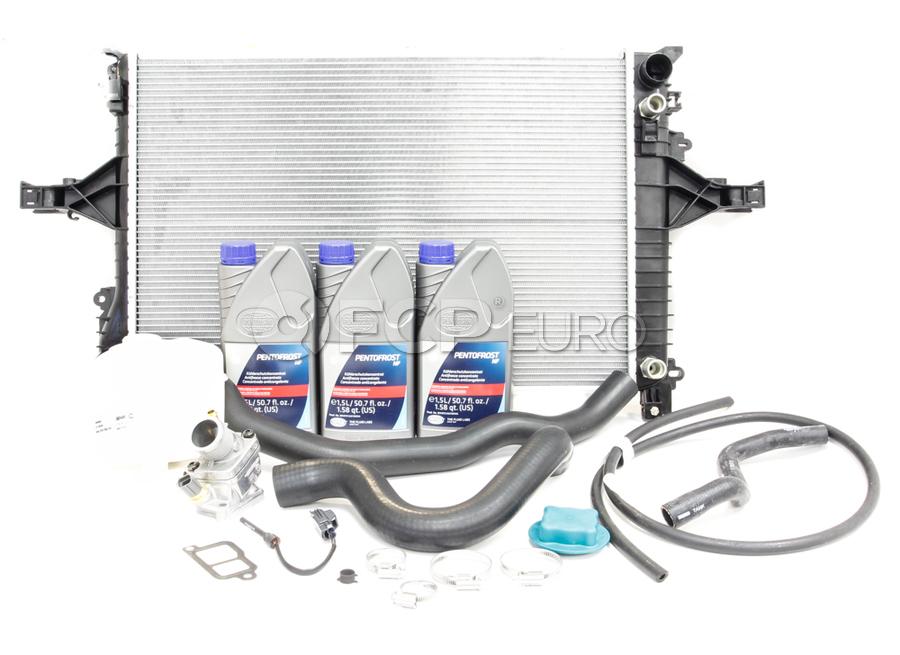 Volvo Cooling System Kit - Rein 516005