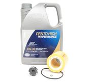BMW 5W30 Oil Change Kit - Pentosin 11427640862KT1