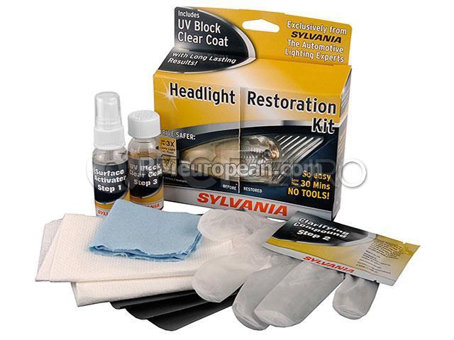 Sylvania Headlight Restoration Kit - 387720