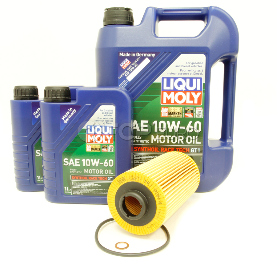 BMW Oil Change Kit 10W-60 - Liqui Moly 11427510717KT.LM