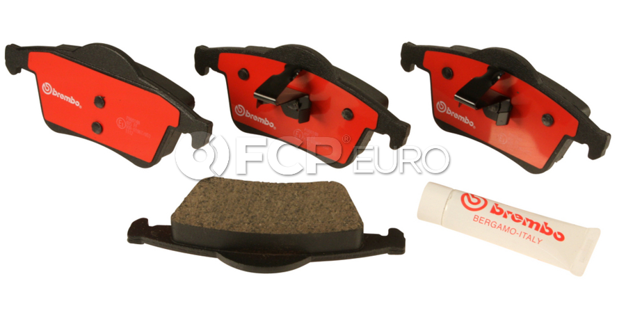 Volvo Brake Pad Set- Brembo 30648382